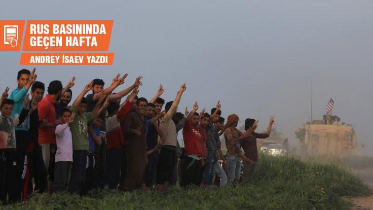 'Suriye Kürdistanı projesi şimdilik rafa kaldırıldı'