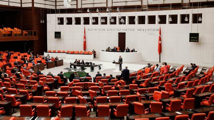 TİT imzalı tehdit mesajı Meclis gündeminde