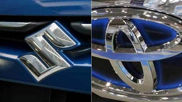 Toyota ve Suzuki'den sermaye ortaklığı