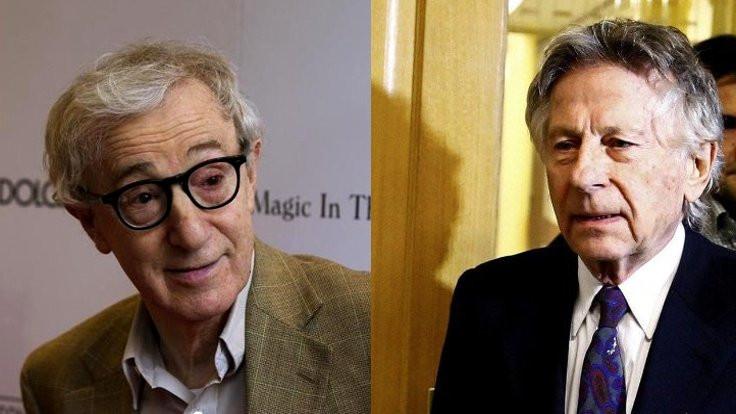 'Polanski ve Allen'ın korunması utanç verici'