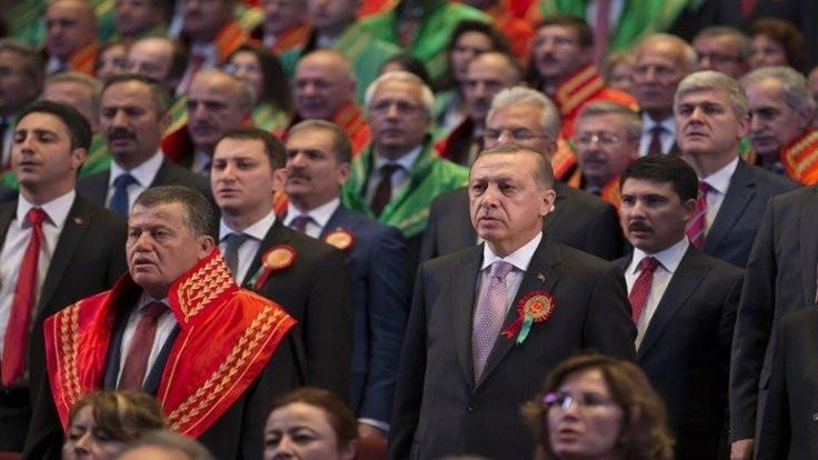 Bazı Yargıtay üyeleri de Beştepe'ye gitmiyor