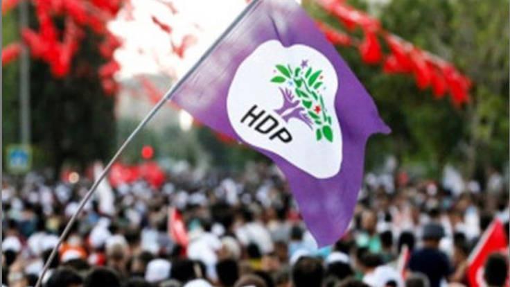 Valilik HDP'ye izin vermedi
