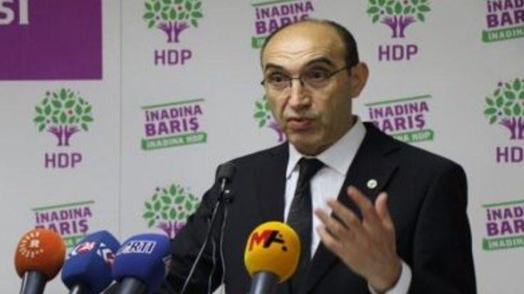 'Kürtlersiz anayasa demokratik olamaz'