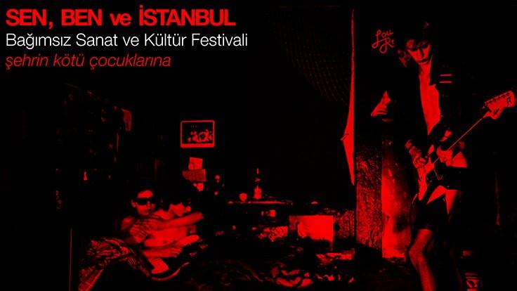 'Sen, Ben ve İstanbul' Kadıköy'de