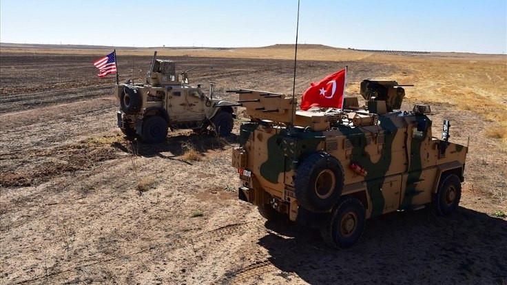 ABD'li komutanlarla Ankara'daki görüşme tamamlandı