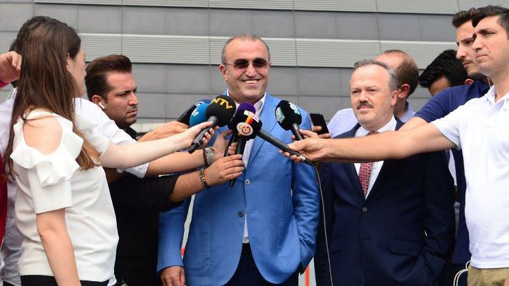 Albayrak'ın cezasını Başakşehir duyurdu