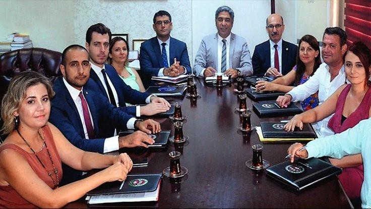 Adana Barosu'ndan TBB'ye genel kurul çağrısı