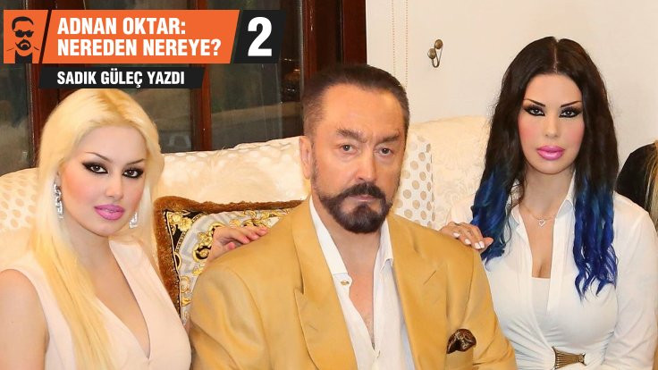 Seks iddialarından siyasete: Adnan Hocacılar