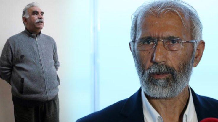 Özcan: Tam da Öcalan'ın dediği oldu