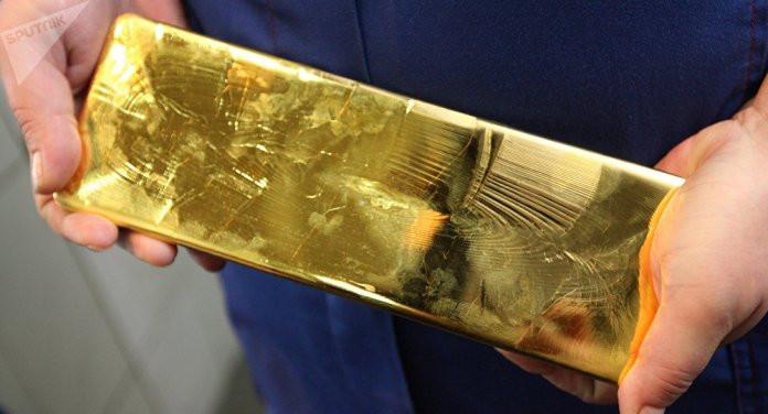 Eski valinin evinden 13.5 ton altın çıktı