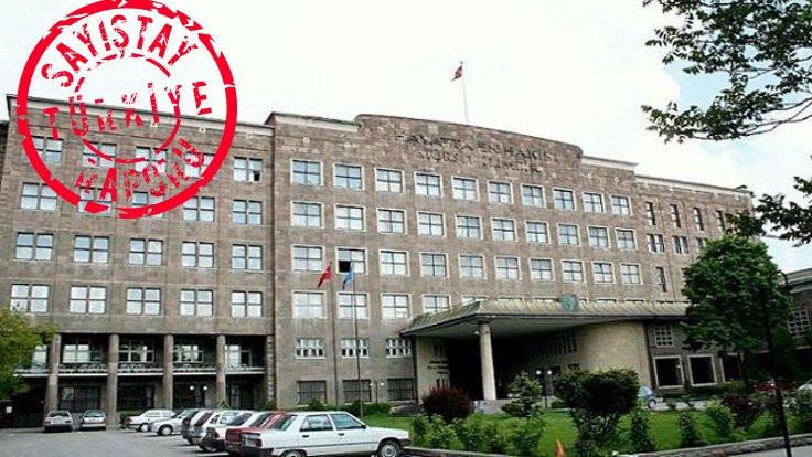 Sayıştay: Ankara Üniversitesi'nde hesap tutmuyor