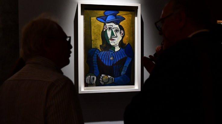 Picasso 4 ay boyunca İzmir'de