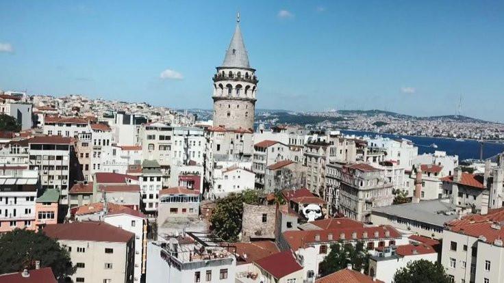 Beyoğlu'nda deprem toplantısı
