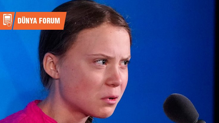 Greta Thunberg: On altısında bir kahraman