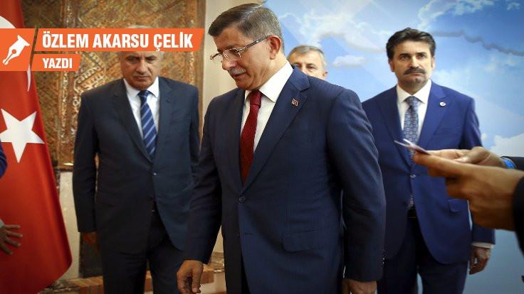 Davutoğlu partiyi kasım ayında kuracak