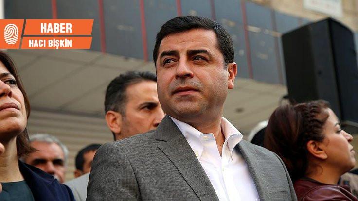 Demirtaş'ın avukatı Demir: Aynı fiilden iki kez yargılama olmaz
