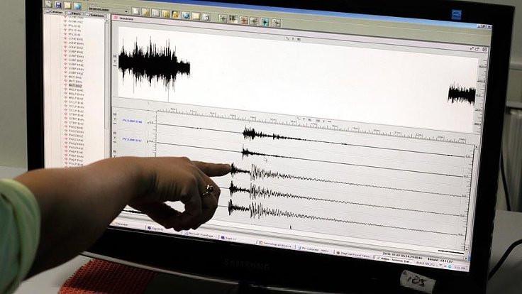 Marmara'da 3.2'lik deprem