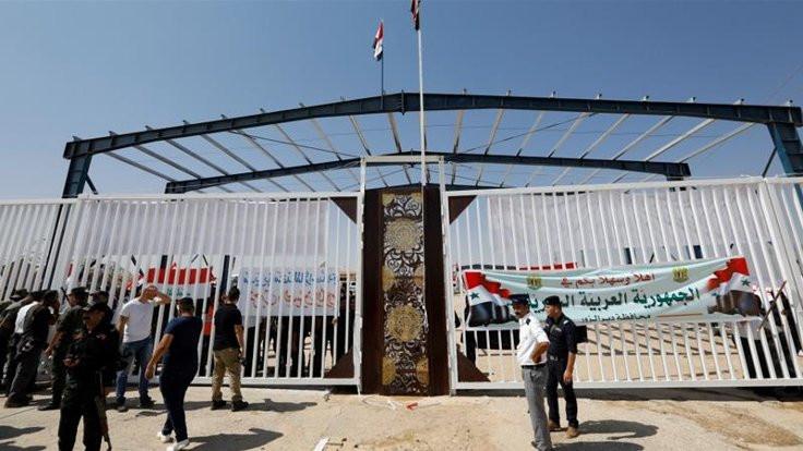 Irak-Suriye sınırı sekiz yıl sonra açıldı