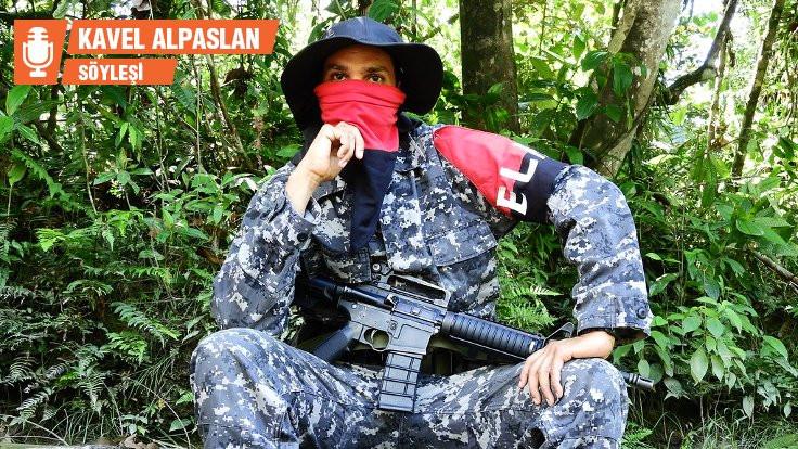 ELN komutanı Uriel: Kolombiya'da silahlı mücadele 'tek' değil, ama hâlâ geçerli bir yol