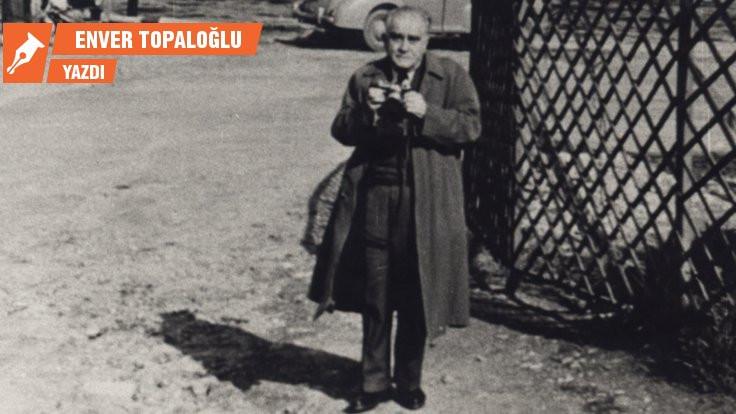 Hülyalı şair Tanpınar