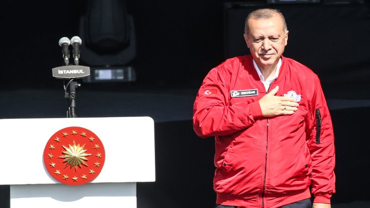 Erdoğan'dan Demirtaş ve Yüksekdağ mesajı: Bırakamayız