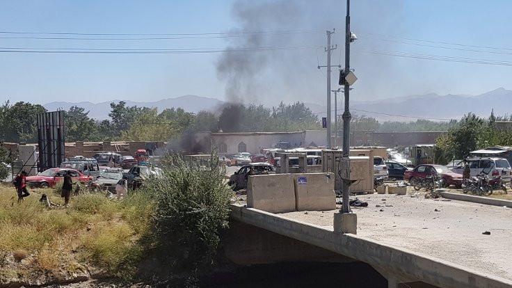 Afganistan'da mitinge saldırı: 48 ölü