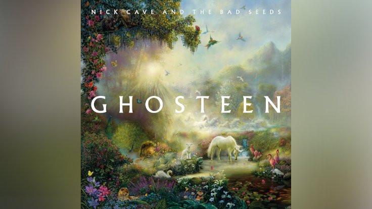 Nick Cave'den yeni albüm geliyor