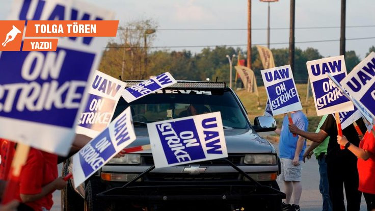ABD'de otomotiv grevi: Az işçi çok çalışma
