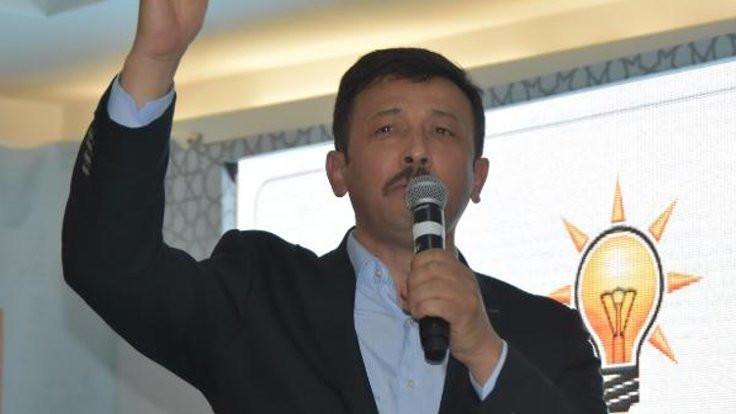 AK Parti'den 'Susamam'a tepki