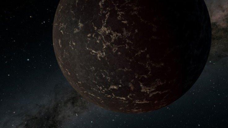 Tamamen kayalık gezegen keşfedildi
