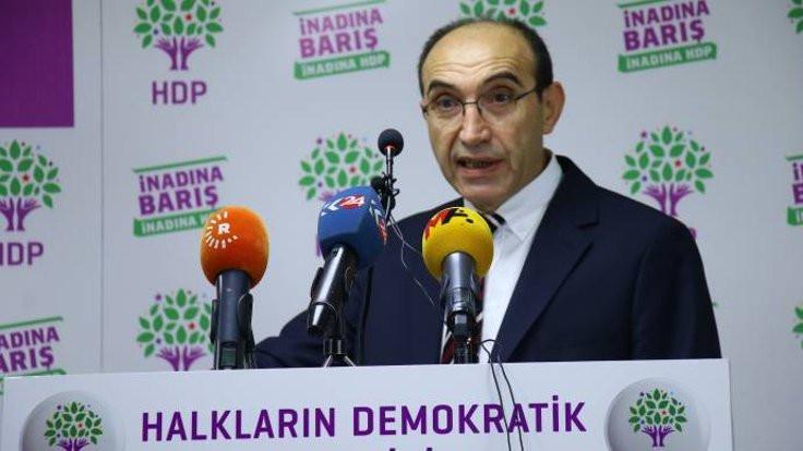 HDP'den Erdoğan'a: BM, A Haber stüdyosu değil