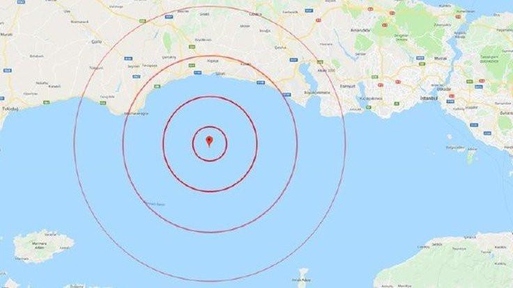 İTÜ: Kumburgaz fayındaki deprem kritik gösterge