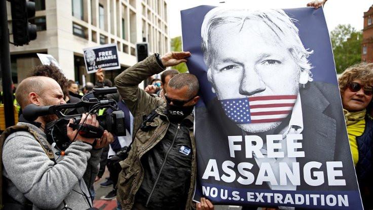 Assange: Her türlü işkenceye maruz bırakılıyor