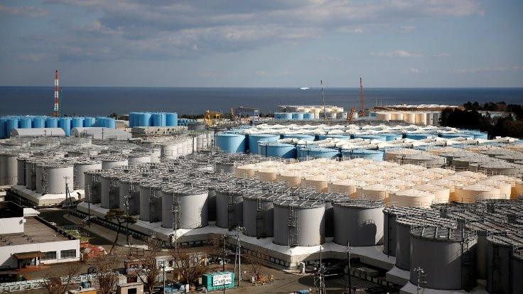 1 milyon ton radyoaktif su okyanusa dökülebilir
