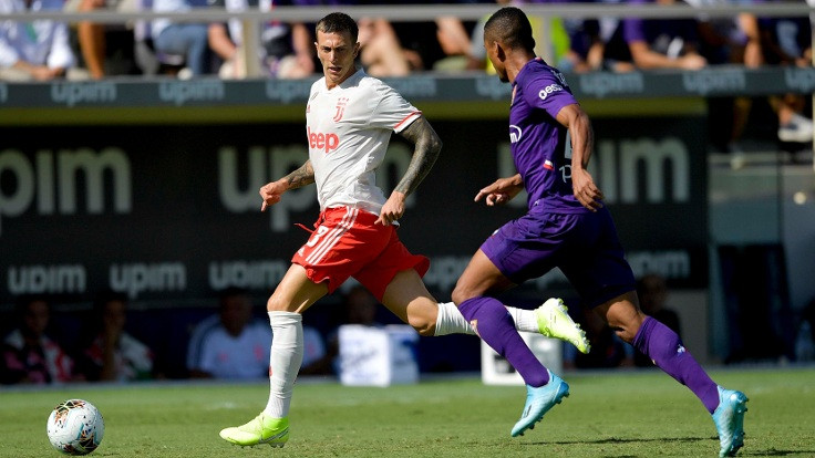 Juventus ilk puan kaybını yaşadı