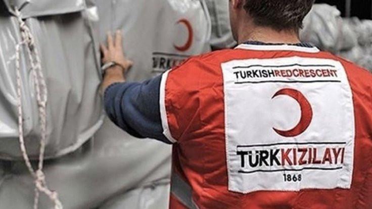 Suriye'de Türk Kızılayı'na saldırı