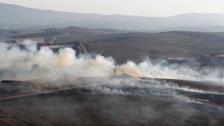 İsrail ordusuyla Hizbullah arasında çatışma
