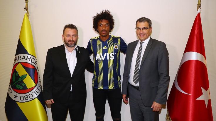 Fenerbahçe Luiz Gustavo'yu açıkladı