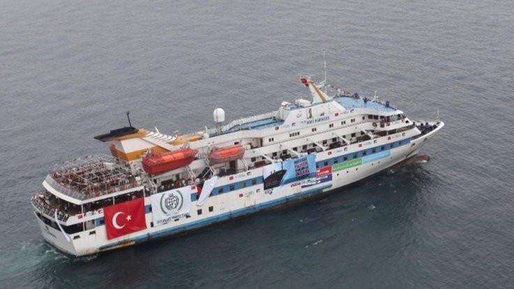 Mavi Marmara'da tazminat yolu açıldı