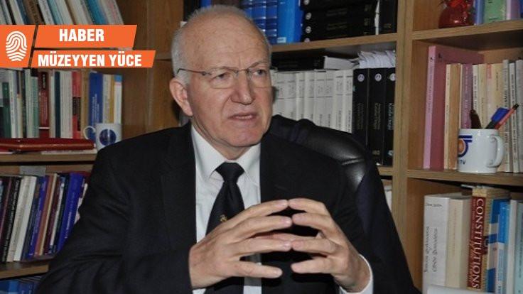 Prof. Dr. Kaboğlu: Reform için anayasa değişikliği şart