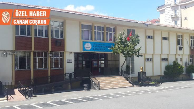 Beşiktaş'ta 8 okul boşaltıldı, veliler tepkili