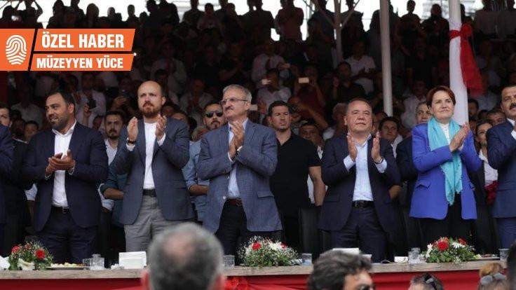 Protokolde kriz: Gidin Bilal Erdoğan'ı kaldırın