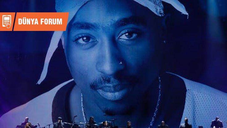 Harlem'in anti-kahraman rapçisi Tupac Shakur