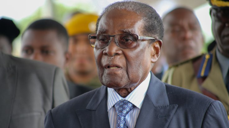 Robert Mugabe vefat etti