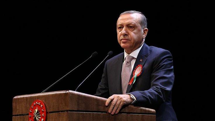 Erdoğan: Bazı barolar adli yılı provoke ediyor