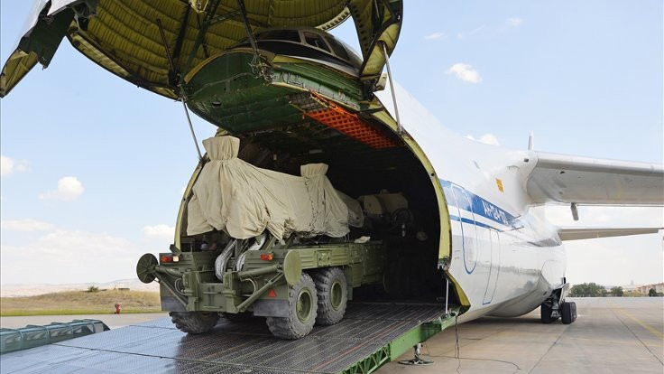 Rusya: S-400'ler baharda kullanıma hazır olacak