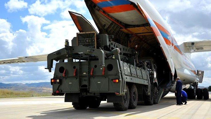 'Türkiye'ye S-400 yaptırımlarını inceliyoruz'