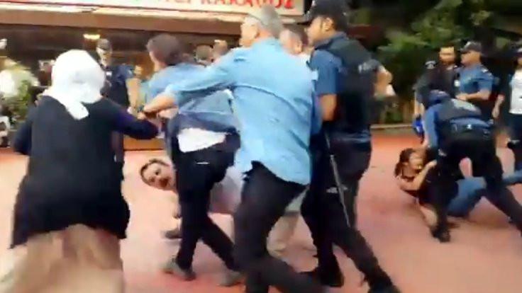 Veli Saçılık, Ankara polisini takdir etti!