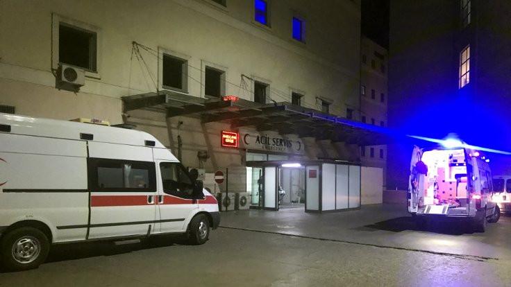 143 asker zehirlenme şüphesiyle hastanede