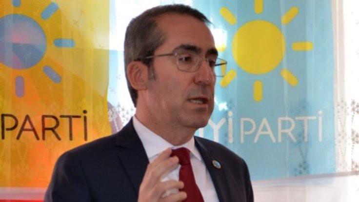 İYİ Parti'de Çerkesler tartışması istifa getirdi
